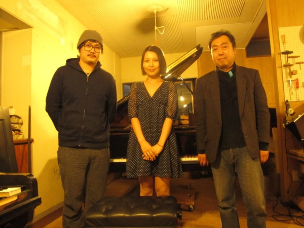 『世武裕子 DSD recording sessions vol.2 JOY』リリース