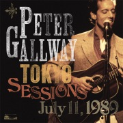 PETER GALLWAY TOKYO SESSIONS 1989