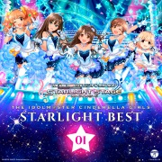 THE IDOLM@STER CINDERELLA GIRLS STARLIGHT BEST 01