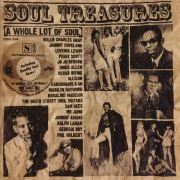 Southern Soul Deep Collection: Soul Treasures Vol.2 - A Whole Lot Of Soul