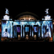 Universe of Water Particles on the Grand Palais (PCM 48kHz/24bit)
