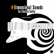 4-Dimensional Sounds for Electric Guitar