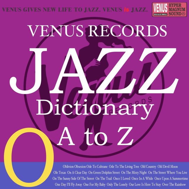 Jazz Dictionary O