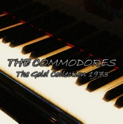 The Commodores-The Gold Collection 1973-