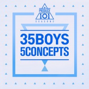 PRODUCE 101 - 35 Boys 5 Concepts
