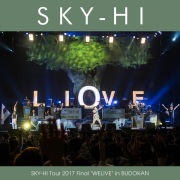 "SKY-HI Tour 2017 Final ""WELIVE"" in BUDOKAN"