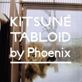 Kitsuné Tabloid selected by PHOENIX