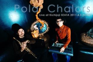 Live at 吉祥寺SEATA 2011.4.3 (SUN)