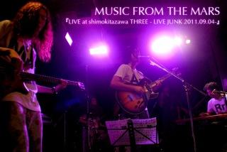 LIVE at shimokitazawa THREE - LIVE JUNK 2011.09.04- (24bit/48kHz)
