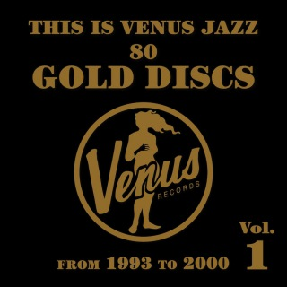 This Is Venus Jazz -80 Gold Discs- from 1993 to 2000