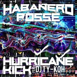 HURRICANE KICK feat. DJ TY-KOH