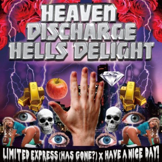 Heaven Discharge Hells Delight(24bit/48kHz)