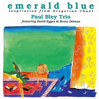 Emerald blue〜Inspiration from Gregorian Chant