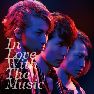 In Love With The Music 初回盤A