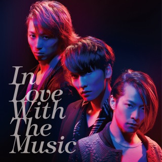 In Love With The Music 初回盤B
