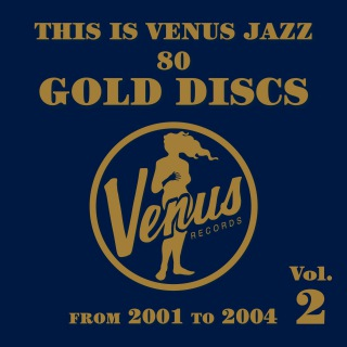 This is Venus Jazz 80 Gold Discs Vol.2