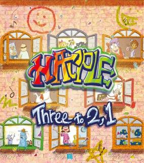 Three to 2,1(24bit/48kHz)