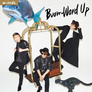 Boom Word Up 初回盤A