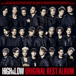 HiGH & LOW ORIGINAL BEST ALBUM(24bit/48kHz)