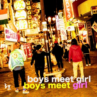 boys meet girl