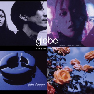 globe - early years remaster -(24bit/96kHz)