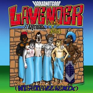 Lavender (feat. Kaytranada & Snoop Dogg)(NightfallRemix)
