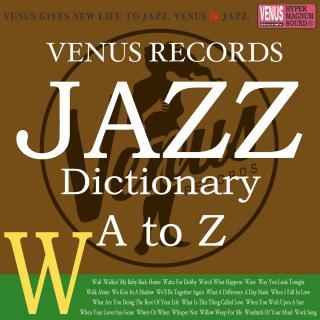 Jazz Dictionary W