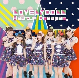 Heatup Dreamer <DVD盤B>