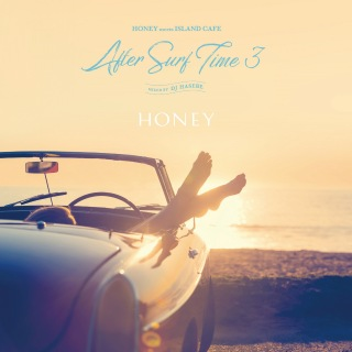 HONEY meets ISLAND CAFE -After Surf Time 3-