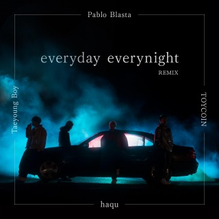 everyday everynight (Remix) [feat. TOYCOIN & TaeyoungBoy]