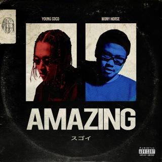 Amazing (feat. MonyHorse)