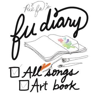 fu-diary -ALL SONGS & ART BOOK-