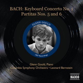 J.S.バッハ: ピアノ協奏曲 ニ短調 BWV1052/他(グレン・グールド)