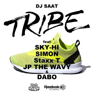 TRIBE (feat. SKY-HI, SIMON, Staxx T, JP THE WAVY & DABO)