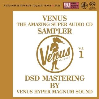 Venus The Amazing Super Audio CD Sampler Vol.1