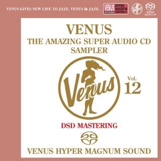 Venus The Amazing Super Audio CD Sampler Vol.12
