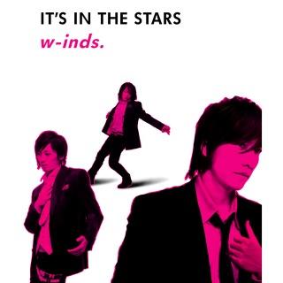 IT'S IN THE STARS(通常盤)
