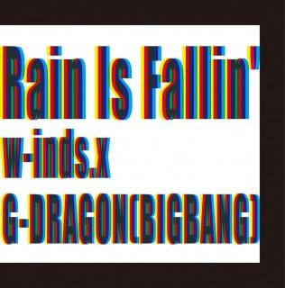 Rain Is Fallin'/HYBRID DREAM(通常盤)