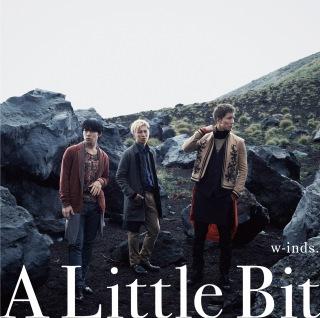 A Little Bit(初回盤A)