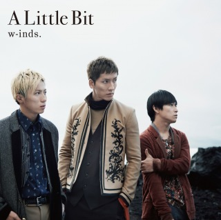 A Little Bit(初回盤B)