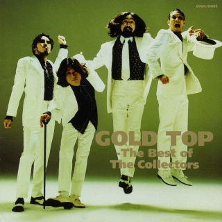 GOLD TOP - The Best of The Collectors