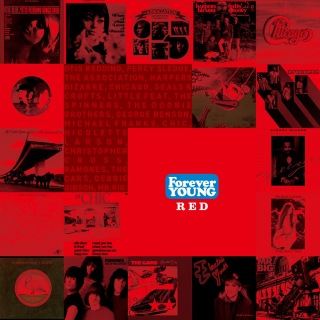THE BEST OF Forever YOUNG RED