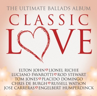 Classic Love / The Ultimate Ballads Album