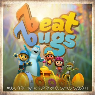 The Beat Bugs: Complete Season 1 (Music From The Netflix Original Series)