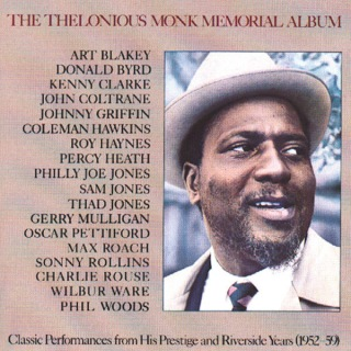 The Thelonious Monk Memorial Album
