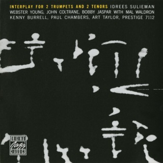Interplay For 2 Trumpets & 2 Tenors
