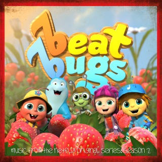 The Beat Bugs: Complete Season 2 (Music From The Netflix Original Series)