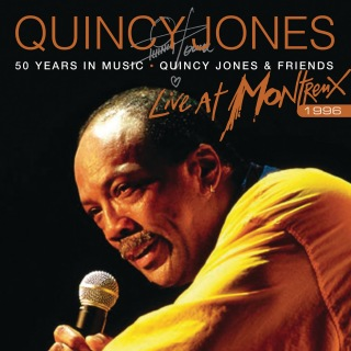 50 Years In Music: Quincy Jones & Friends (Live At Montreux Jazz Festival, Switzerland/1996)