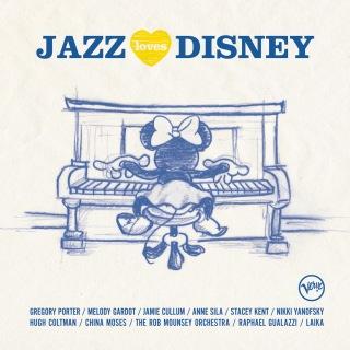 Jazz Loves Disney