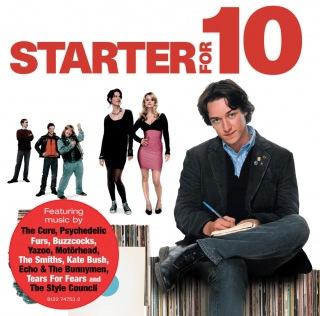 Starter For 10: Original Motion Picture Soundtrack [International]